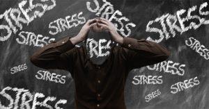 Stress Burnout Man Person Dates Baiting