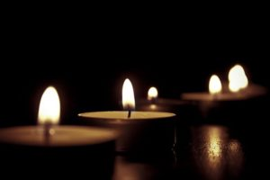 Candles Tealights Soft Fire Glow Orange Heat