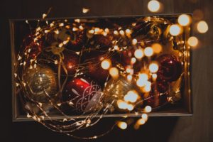 String Lights and Baubles