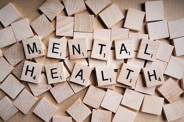 Mental Health Wellness Psychology Mind
