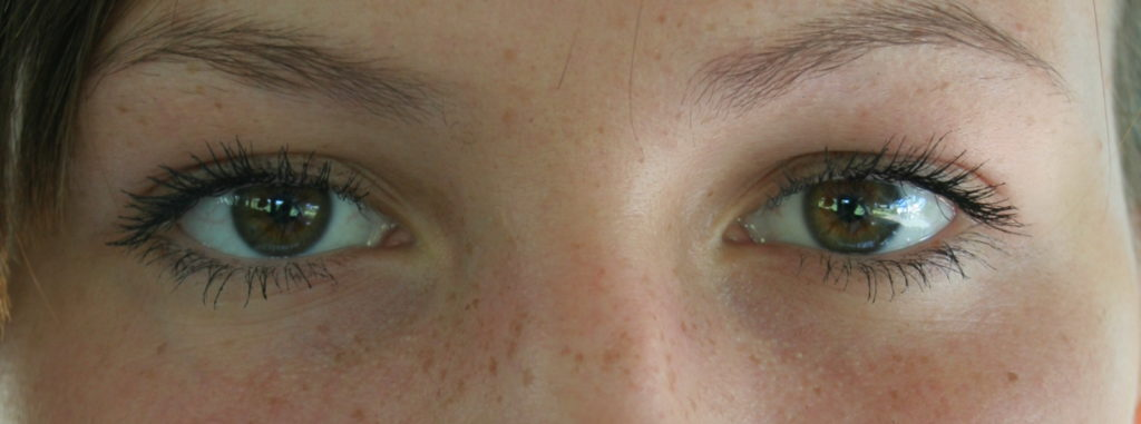 EMDR with Lisa's Intense Closeup of Eyes