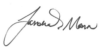 Sandy Mann Signature
