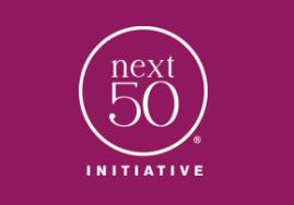 Next 50 initiative community partner