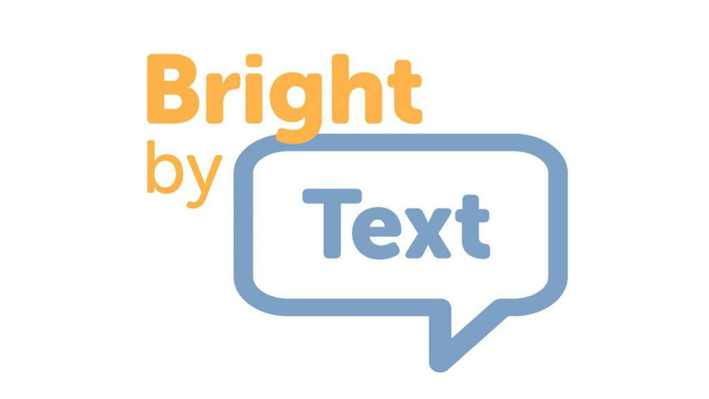 Bright By Text connecting parents to resources
