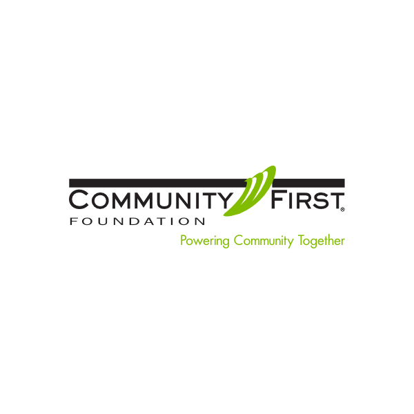 community first foundation, powering community together
